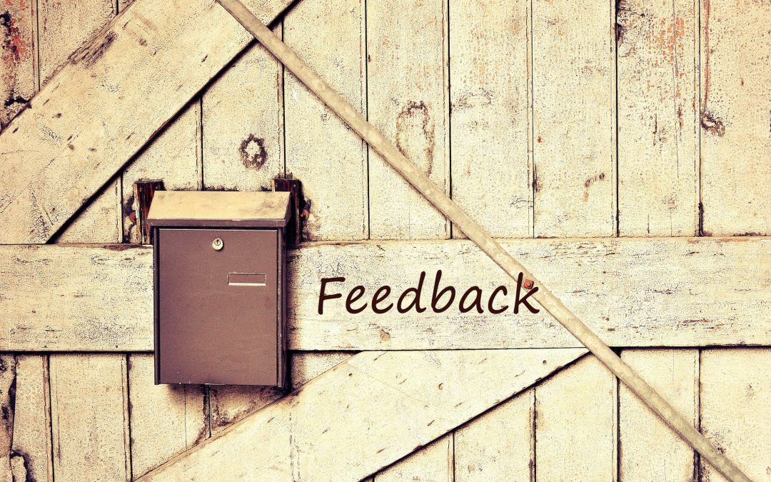 Want Performance? Get Feedback.